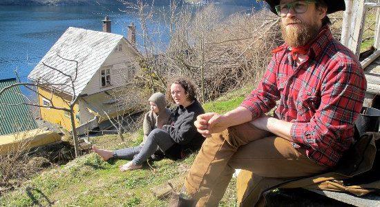 Hopper av rotteracet, dyrker en annen livsstil