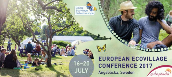 The Global Ecovillage Network Europe (GEN Europe) summer conference 2017